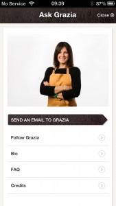 ask grazia