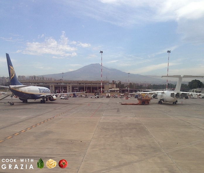 airport of Catania