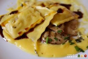 Aceto Balsamico Tradizionale e Tortelli