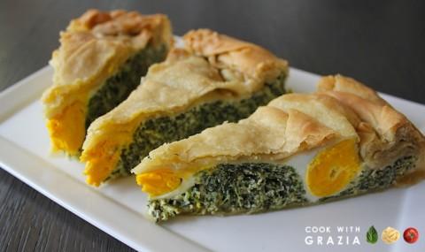 Pasqualina savory Pie