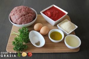 ingredienti per polpette