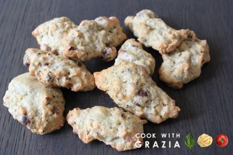 Ossa dei morti cookies