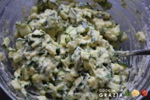 zucchini batter