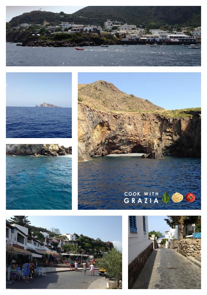 Isola di Panarea, Sicily